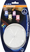 Sylvania 72441 LED Color Changing Coaster