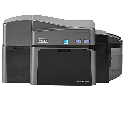 Fargo DTC1250e Dual Sided ID Card Printer (Printer Double Side compare prices)
