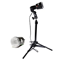 Cowboystudio Backlight Strobe Flash Studio Photography Kit