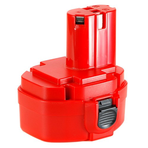 Werkzeug Akku ersatzakku für Makita JR140D,JR140DWB,JR140DWBE,JR140DWD,ML140(Flashlight),ML143(Flashlight),UB140D,UB140DWB 2000mAh 14.4V