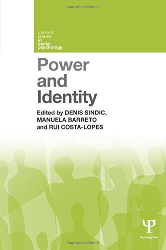 Power and Identity (Current Issues in Social Psych)