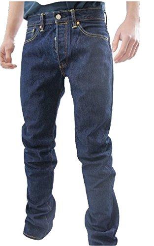 levi-strauss-levis-501-dark-blue-straight-leg-jeans-w-30-leg-34
