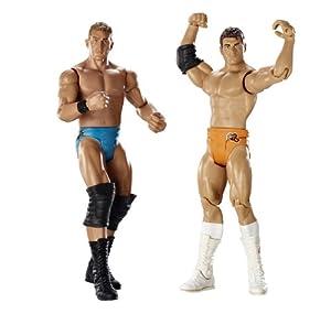 Amazon.com: WWE Supreme Teams Ted DiBiase & Cody Rhodes Figure 2-Pack