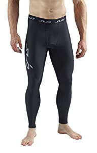 Sub Sports COLD Men's Thermal Compression Baselayer Leggings / Tights - Small, Black