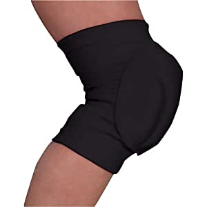 Champro CPX-2000 Volleyball Knee Pad (Black, Junior)