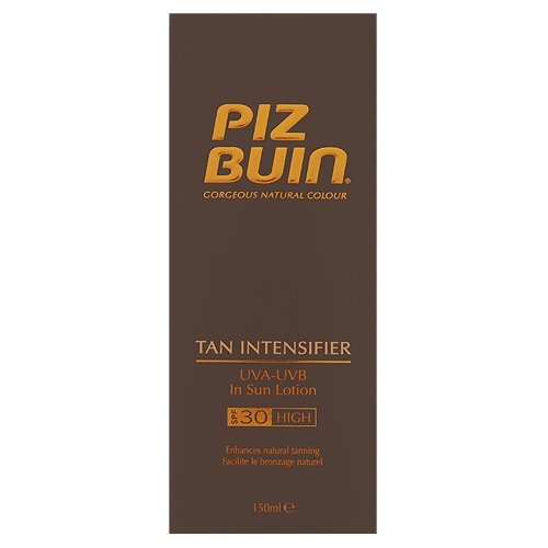 Piz Buin Tan Intense Lotion Spf30 150ml