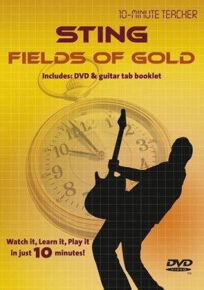 TEN MINUTE TEACHER - STING - FIELDS OF GOLD (DVD)