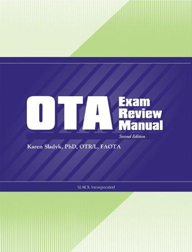 Ota Exam Review Manual