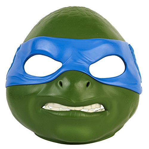 Teenage Mutant Ninja Turtles Leonardo Movie Deluxe Mask Action Figure