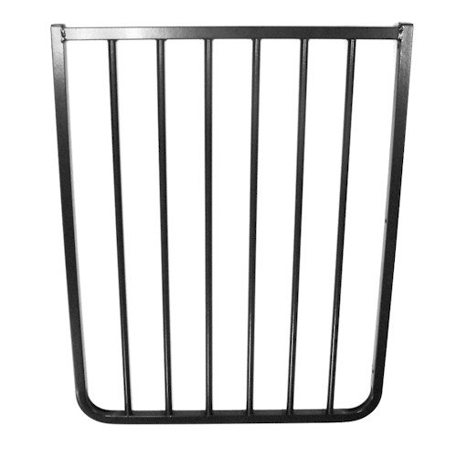 Pet Gate Extension - 21.75 Inches - Brown front-907872