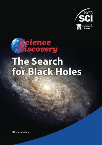 Neo/Sci 1321834 Physical Science Dvd Series - The Search For Black Holes