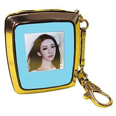 Jajay Vovin Mini 1.5 Inch Digital Photo Frame With Key Ring