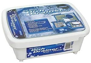 Camco Mfg 43511 Mini-Dish Drainer