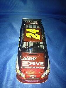 JEFF GORDON SIGNED Autographed 2012 AARP 1 24 Diecast COA - Autographed NASCAR... by Sports Memorabilia