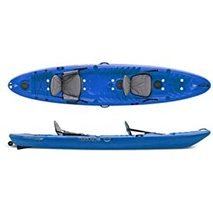 Buy Liquidlogic Kayaks Deuce Coupe 13 Tandem Kayak by Liquidlogic Kayaks