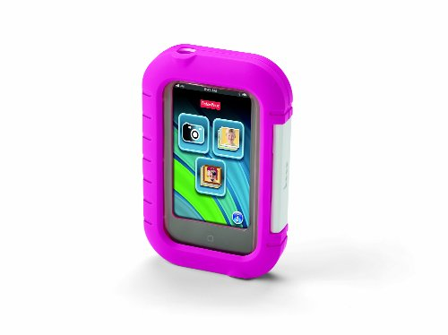 Fisher-Price Kid-Tough Apptivity Case, Pink - 1
