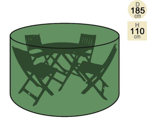 Aegis Abdeckung für runden Tisch mit 4 Stühlen – Deluxe günstig bestellen
