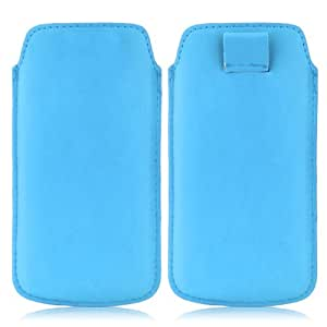 Wow PU Leather Pull tab Protective Pouch For Lenovo A6000