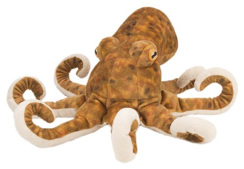 "Wild Republic Cuddlekins 12"" Octopus"