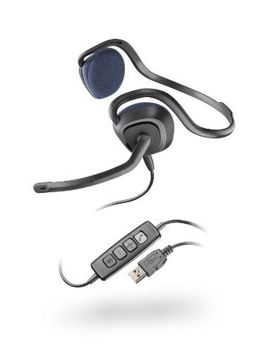 Plantronics Audio 648 Stereo Usb Headset