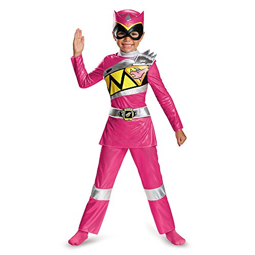 Pink Ranger Dino Charge Deluxe Toddler Costume for Toddler