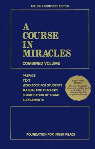 A Course in Miracles, Vol. 2: Workbook for Students