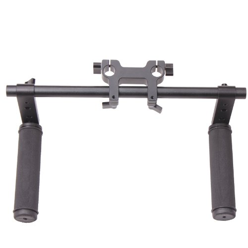 Catclaw Rail Rod System Hand Grip Handle for All Dslr Cameras Follow Focus 5d2 60d 5d3 7d