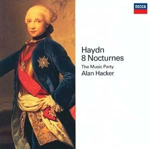 HAYDN: 8 NOCTURNES(2CD) - Amazon.com Music