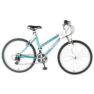 Polaris Ladies 600RR Mountain Bike (Blue/White, 26 X 18-Inch)