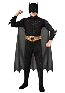 Dark Knight Rises: Batman Light-Up Kids Costume by Rubies