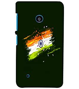 NOKIA LUMIA 530 DUAL INDIA Back Cover by PRINTSWAG