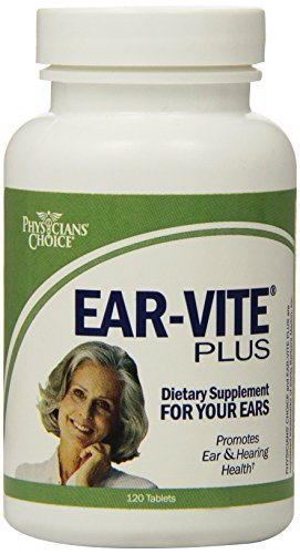 Physicians' Choice Ear-Vite Plus Dietary Supplement 120 tablets