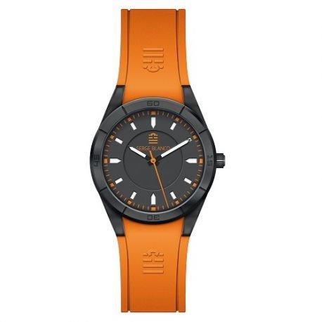 Mostra mista Serge Blanco modello All Color Nera e Arancione-SB1095/5