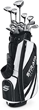 18 Pc. Callaway Men's Strata Ultimate Complete Golf Set