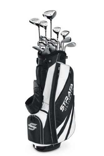 Callaway Strata Ultimate Men's Complete Golf Set, 18-Piece