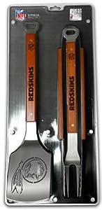SPORTULA 3-PIECE BBQ SET - WASHINGTON REDSKINS by SPORTULA PRODUCTS