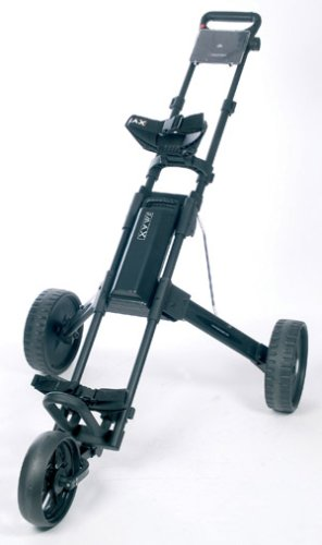 BIG MAX Elektrotrolley STRATOS 3 WD, schwarz