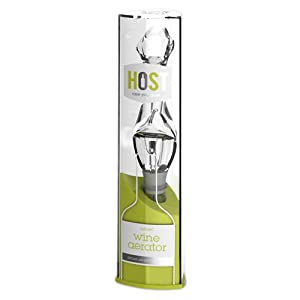 HOST Tilt Variable Wine Aerator by