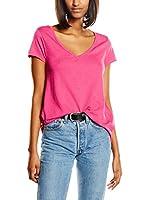 Mexx Camiseta Manga Corta (Rosa)