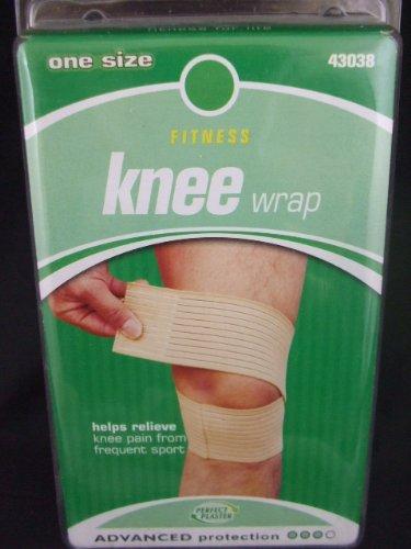 One size, 'Knee Wrap' Support bandage, 43038