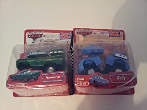 MegaBrands 7776 - DISNEY's Cars Ramone