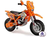 Motocross Thunder Max VX 12v Powered Ride-On Car