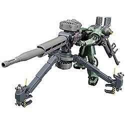 HG 機動戦士ガンダム サンダーボルト 量産型ザク+ビッグ・ガン (GUNDAM THUNDERBOLT Ver.) 1/144スケール 色分け済みプラモデル
