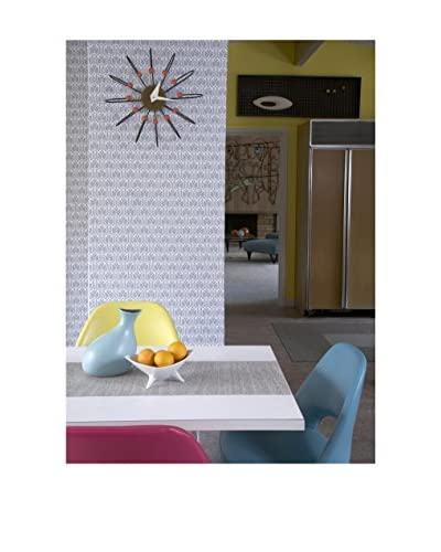 Tempaper Designs Gio Self-Adhesive Temporary Wallpaper,