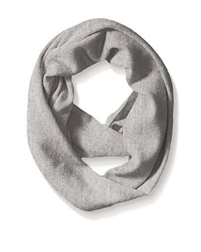 Alicia Adams Alpaca Women's Infinity Scarf, Light Grey