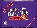 Cadbury Dairy Milk Fruit & Nut 360g