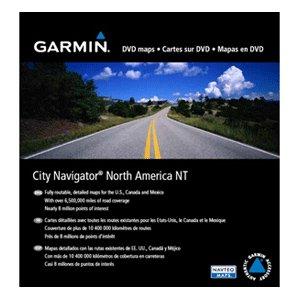 Garmin City Navigator North America NT DVD