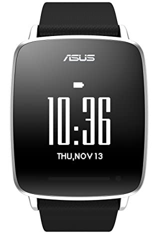 ASUSスマートウォッチ VIVO Watch Black ( タッチスクリーン / TFT液晶 / Bluetooth4.0 / IP67 )  ASUS VIVOWATCH