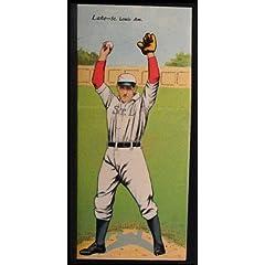Buy 1911 T201 Mecca Joe Lake Bobby Wallace Browns (Baseball Card) # 42 Dean's Cards 5 - EX by T201 Mecca Double Folders Baseball