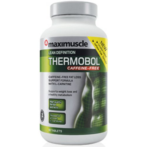Maximuscle Thermobol Caffeine-Free Weight Loss Support Formula Tablets - Tub of 90